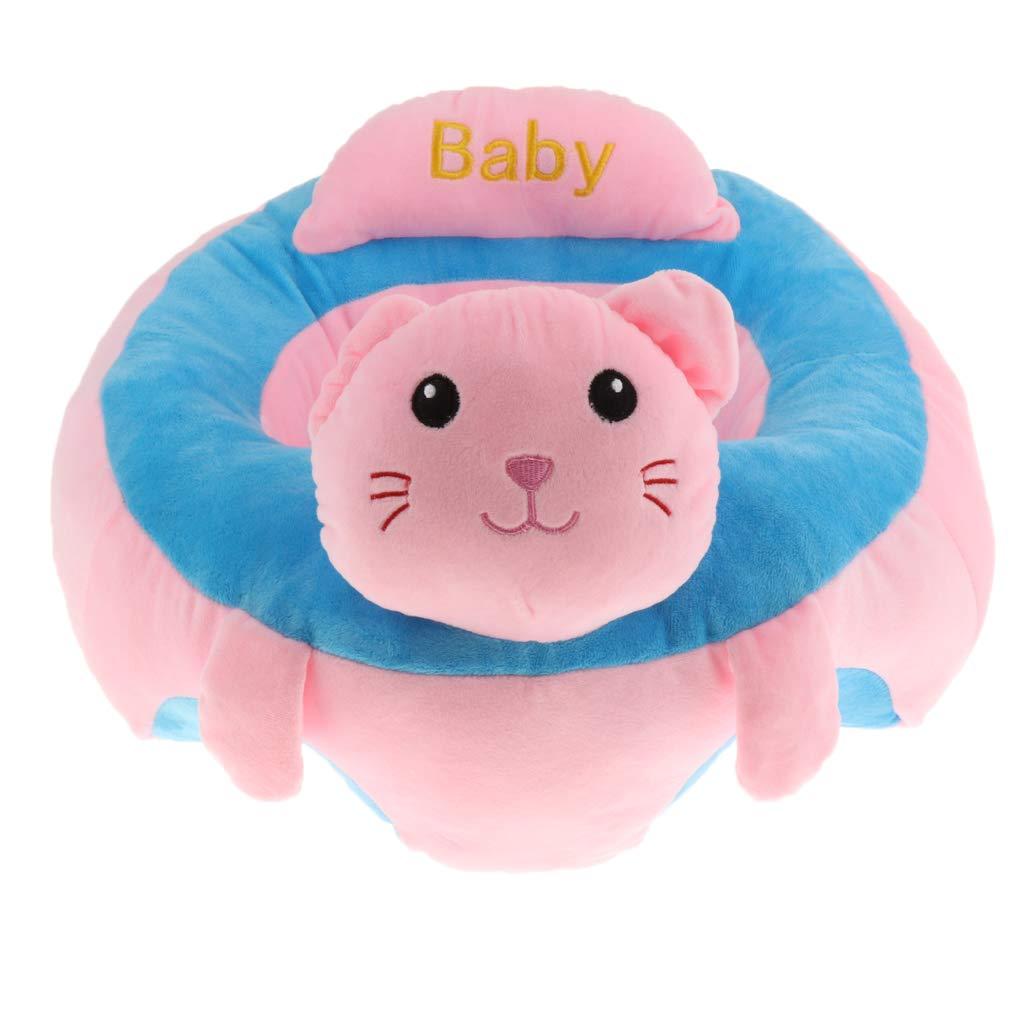 Baby Sitzsack Sitzkissen weicher Sofa Sessel Baby-Unterst/ützung Pl/üsch Spielzeug Hase