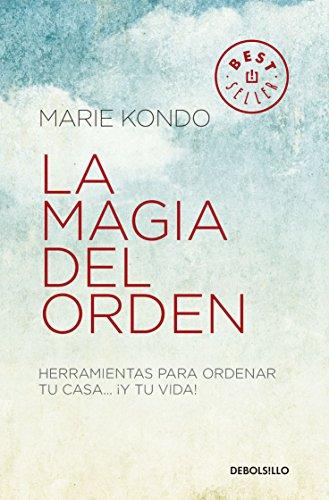 Book cover from MAGIA DEL ORDEN, LA by MARIE KONDO