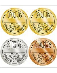 Teacher Created Resources Medals Wear\'Em Badges (4911)