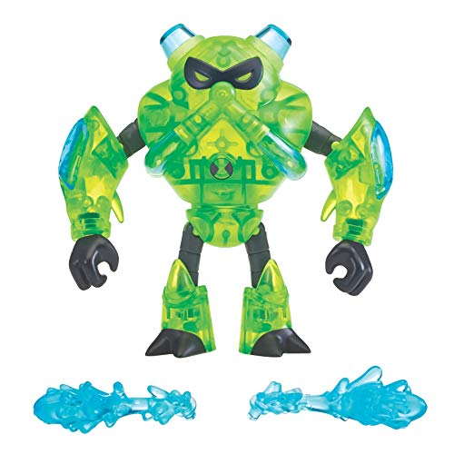 """Ben 10 """"Out of The Omnitrix Overflow Basic Figure"""