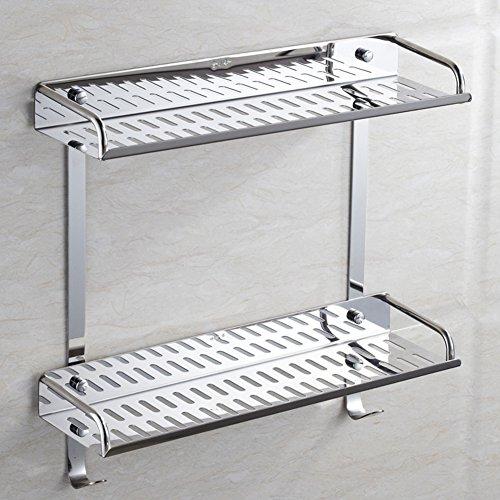 80%OFF Stainless steel bathroom rack/Bathroom Bathroom rack/ wall-mounted toilet-F