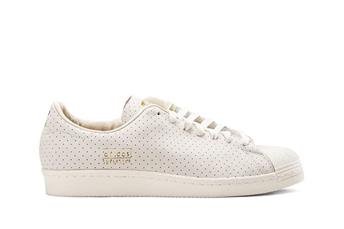 size 40 00b25 9a1bf adidas Originals Superstar 80s Clean Men s Trainers - UK13 - White
