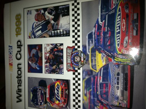 1998 NASCAR Winston Cup (Sprint Cup) Hardcover - Cup Sprint