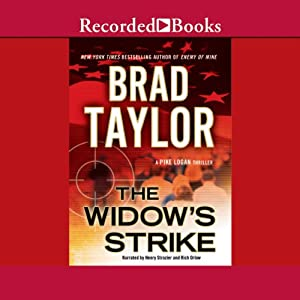 The Widow's Strike Audiobook