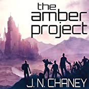 The Amber Project: The Variant Saga Volume 1 | JN Chaney