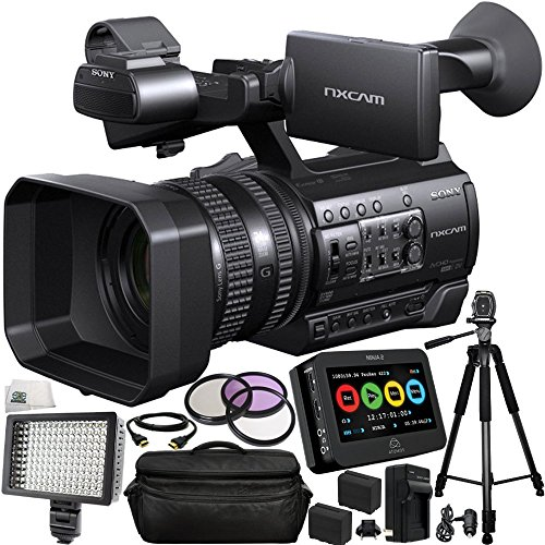 sony-hxr-nx100-hd-nxcam-camcorder-with-atomos-43-ninja-2-video-recorder-full-version-13pc-accessory-