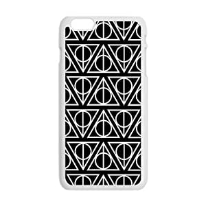 Simple triangle pattern Cell Phone Case for iPhone plus 6