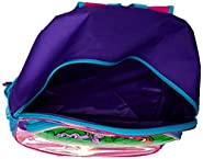 Teenage Mutant Ninja Turtles Girls' Heart Pocket 16 Inch Backpack