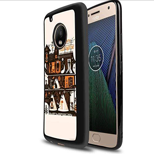 Motorola Moto G5 Plus TPU Phone Case (5.5