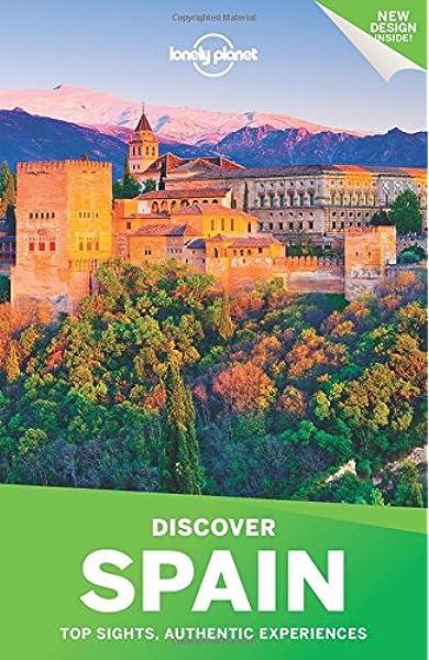 Lonely Planet Discover Spain [Idioma Inglés]: Amazon.es: Lonely Planet, Ham, Anthony, Gleeson, Bridget: Libros en idiomas extranjeros