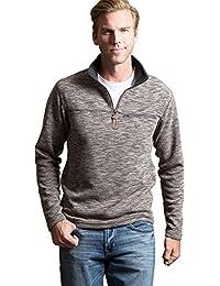 boreas Italian Wool-Blend Fleece Pullover