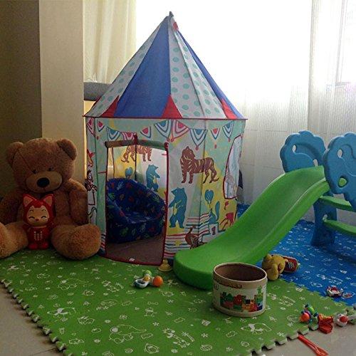 Pericross Kinder Spielzelt Schloss Burg