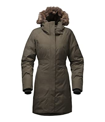 Parka the north face go sport
