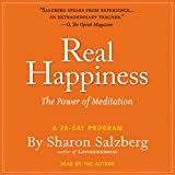 Bargain Audio Book - Real Happiness