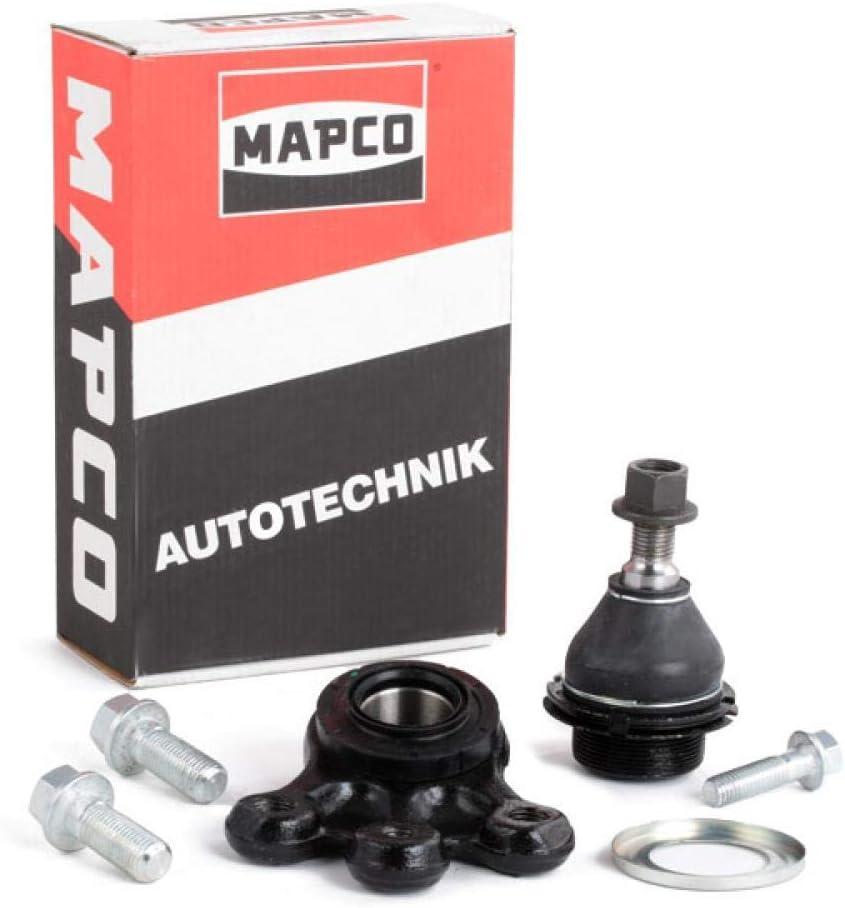 Mapco 53309 Reparatursatz Achsschenkel 2x Traggelenk Vorderachse Links Oder Rechts Auto