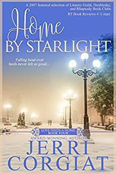 Home By Starlight (Love Finds a Home Book 4) by [Corgiat, Jerri]