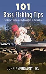John Neporadny is an expert bass fisherman, and he's here to offer his secrets and those of other fishing greats on hooking hawg largemouths in 101 Bass Fishing Tips. The latest techniques and tactics are revealed in this book full of tips fr...