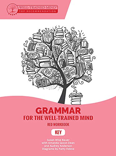 Key to Red Workbook: A Complete Course for Young Writers