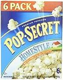 Pop-Secret Homestyle Popcorn, 19.2 ounce