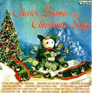 charles brown sings christmas songs by brown charles 1995 audio cd