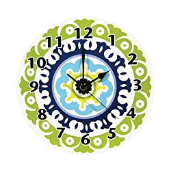 Trend Lab Wall Clock - Waverly Solar Flair