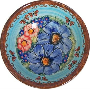 Polish Pottery Dessert or Breakfast Plate -