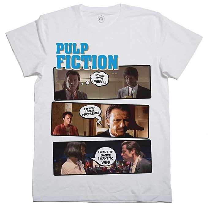 StoryMaglietta Pulp T FilmMia Fiction Shirt WallaceVincent TuJ3lFK1c5