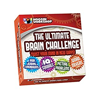 Cobble Hill Ultimate Brain Challenge Game (1 Piece)