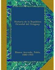 Historia de la República Oriental del Uruguay