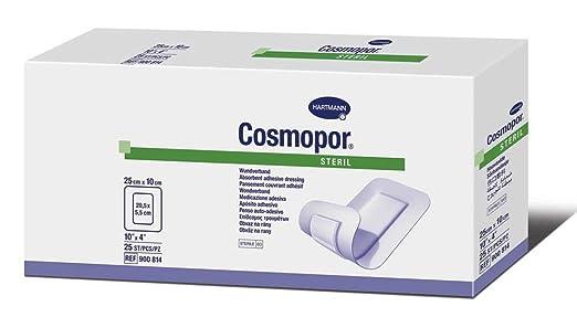 """Amazon.com: COSMOPOR – Tiritas 10"""" x 4"""" – Caja de ..."""