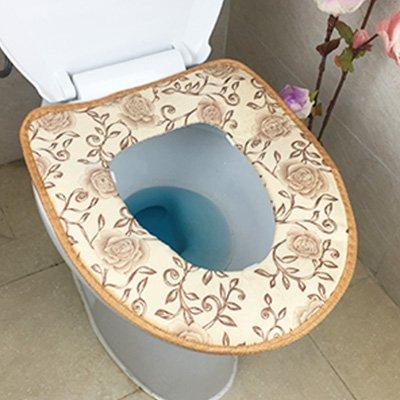TS-nslixuan Universal wc Pad, wasserdicht Home, Einfügen wc Ring Universal, Einem