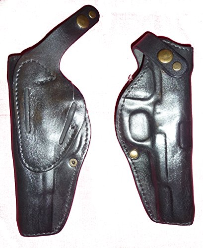 Used, Black Leather RH Holster for Tokarev TT-33, M57, TTC, for sale  Delivered anywhere in USA