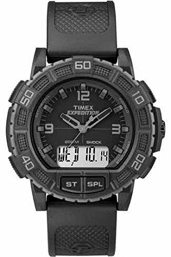 Timex TW4B00800 - Reloj de Cuarzo para Hombres, Color Negro: Amazon.es: Relojes