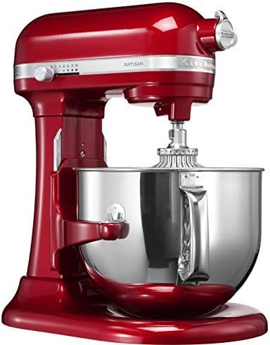 Kitchenaid 5KSM7580XECA 5KSM7580X Robot, 500 W, 6.9 liters, Rouge