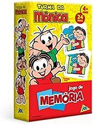 Turma Da Mônica - Jogo de Memória, Toyster Brinquedos, Multicor