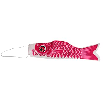 70cm Japanische Windsock Karpfen Flagge Koi Nobori Segelfisch Fisch Wind Sonstige