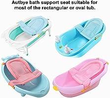 Asiento de baño para bebé Alfombrilla de apoyo para asiento de ...