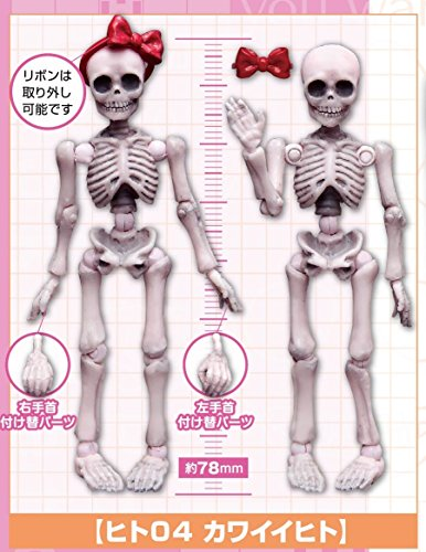 Pose skeleton person (04) Cute