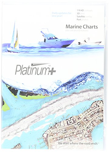 Navionics NAV-CF/632P+Platinum Florida on CF Card