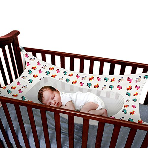 Knitted Plastic Bag (Baby Hammock for Crib Unicorn Portable Newborn Wombs Hammocks Baby Safety Bed Unicorn Hammocks by Babykim)