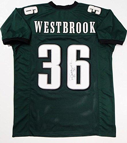 a3c15910225 Brian Westbrook Philadelphia Eagles Memorabilia, Eagles Brian ...