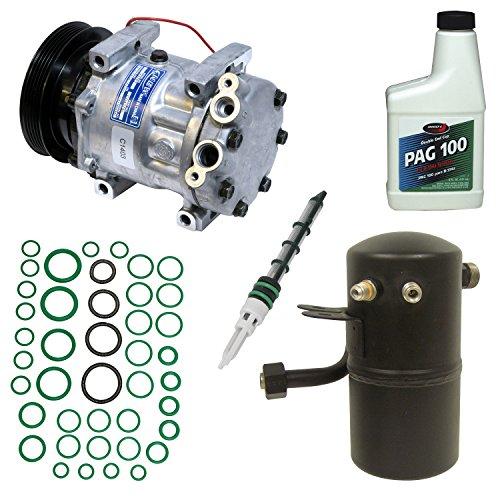 Universal Air Conditioner KT 4187 A/C Compressor and Component Kit (A/c Compressor Mazda 626)