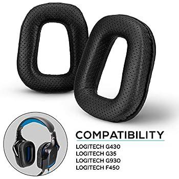 Amazon.com: iParaAiluRy Soft Replacement Ear Pads Cushion