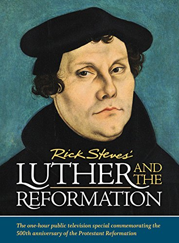 Rick Steves Luther & the Reformation DVD [VHS]