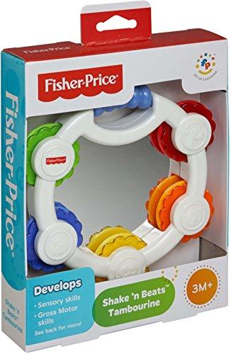 Fisher-Price Shake 'n Beats Tambourine