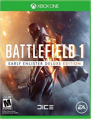 Battlefield 1 Early Enlister Deluxe Edition - Xbox One(Versión EE ...