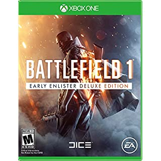 Battlefield 1 Early Enlister Deluxe Edition - Xbox One