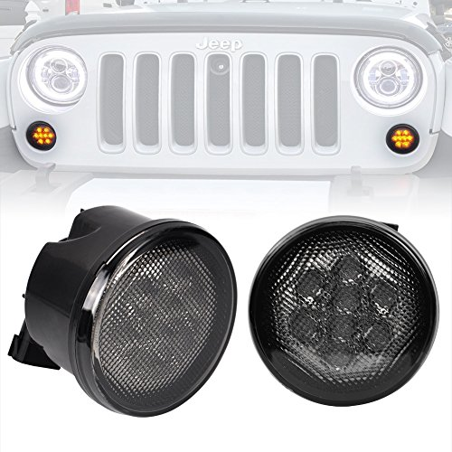 LED Light for Jeep Wrangler Amazon – Jeep Tj Parking Lights Wiring