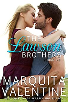 The Lawson Brothers Bundle: Books 1-3 by [Valentine, Marquita]