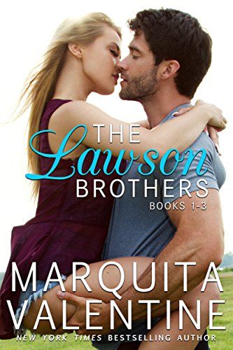 The Lawson Brothers Bundle: Books 1-3 cover